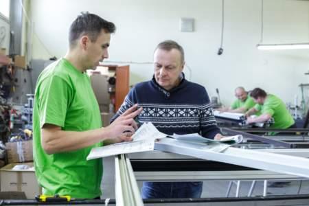 Reportaż firmowy dla Almont System