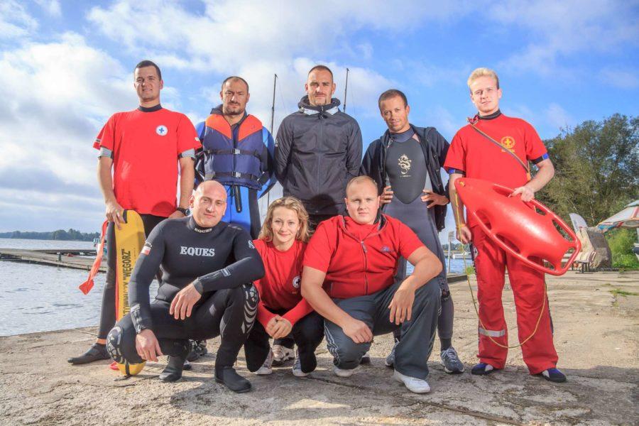 Sesja promocyjna dla Commando Rescue Team