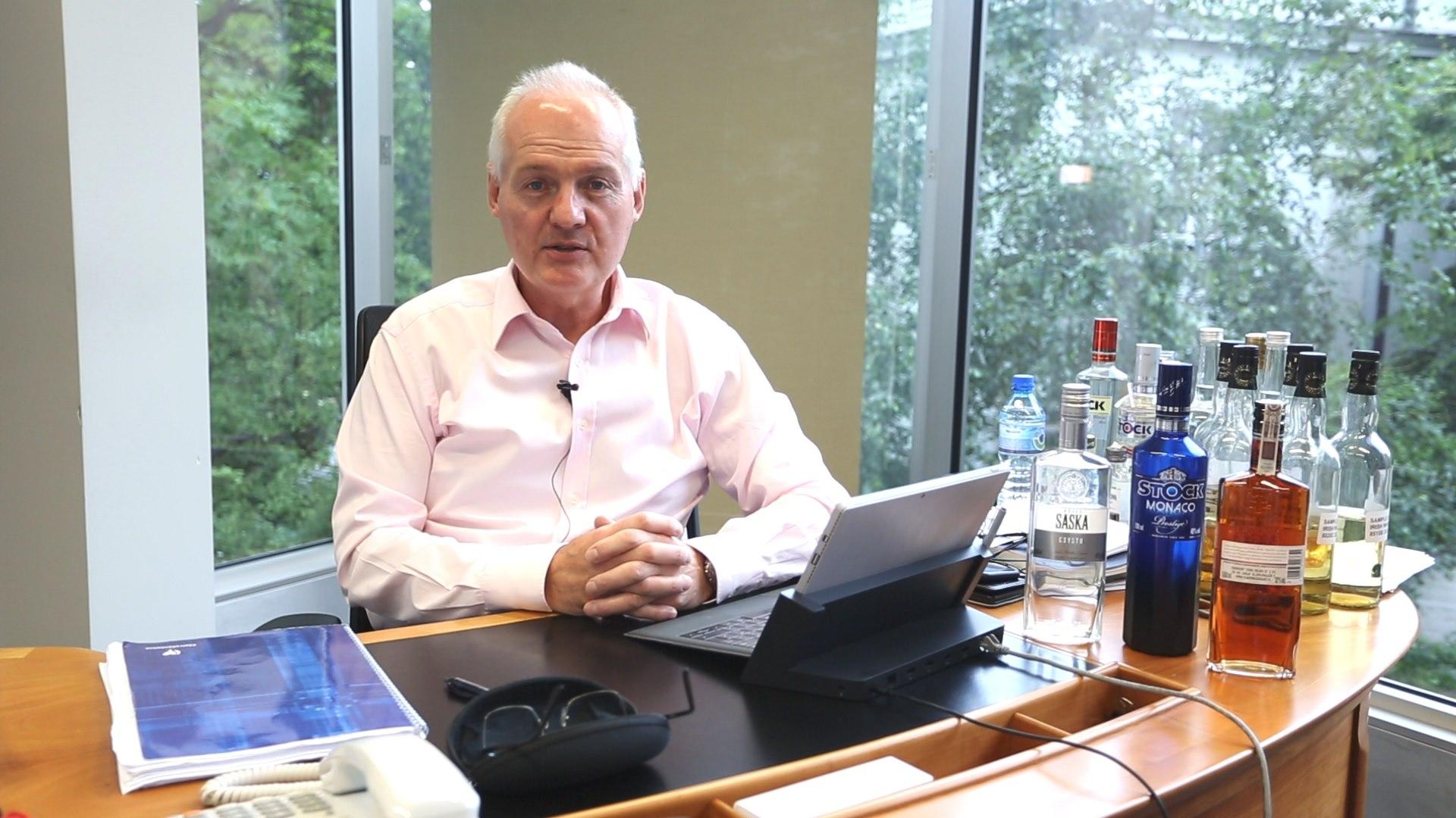 Ian Croxford owspółpracy firmy Stock Polska zLeanpassion