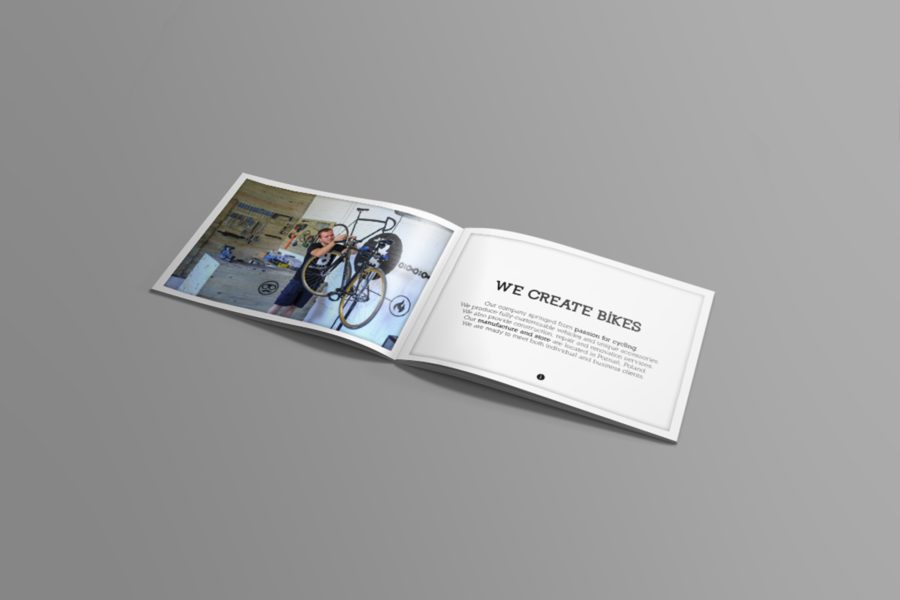 Brand Catalogue 2016 marki Bike Workshop