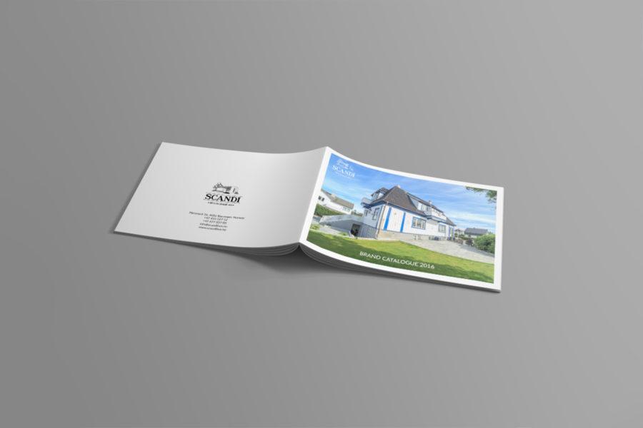 Katalog marki Scandi Hus og Hage