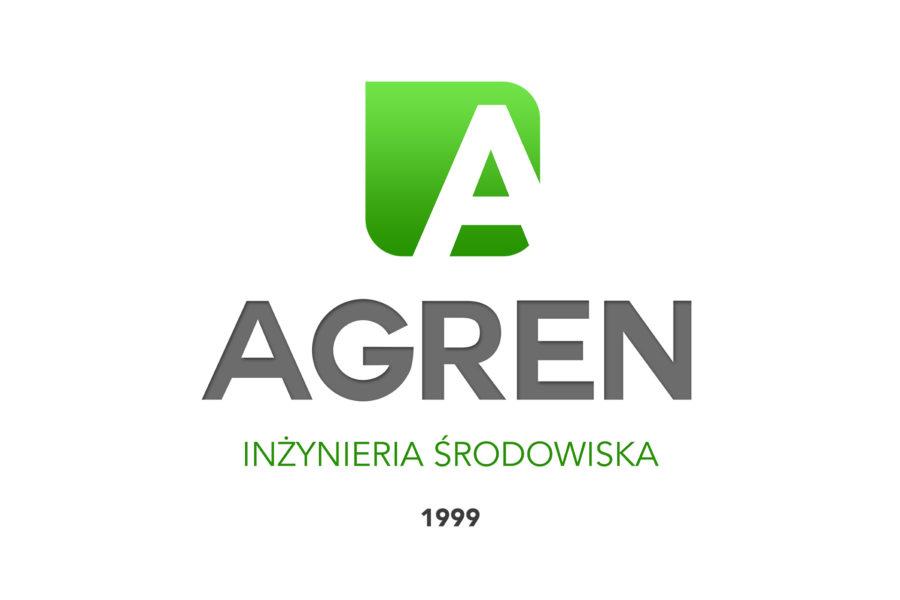 Logotyp Zakładu Inżynierii Środowiska Agren