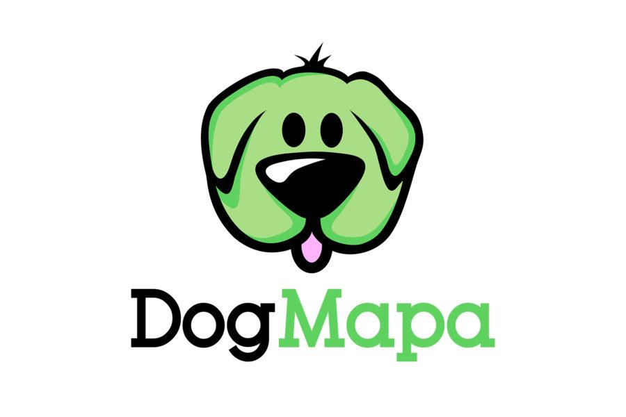 Logotyp portalu DogMapa.pl