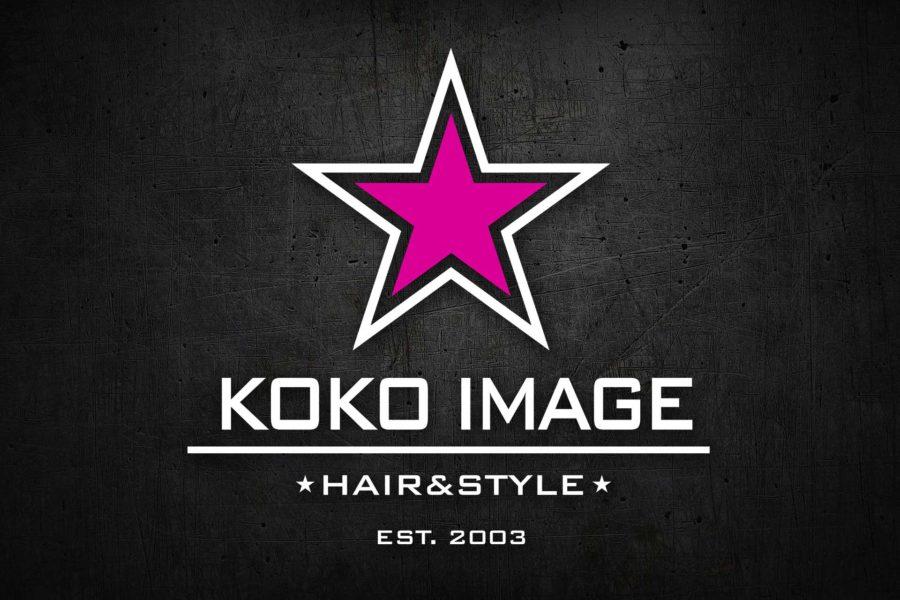 Logotyp salonu fryzjerskiego Koko Image