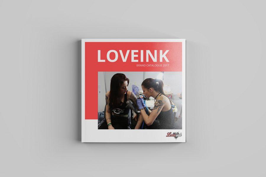 Magazyn marki Loveink