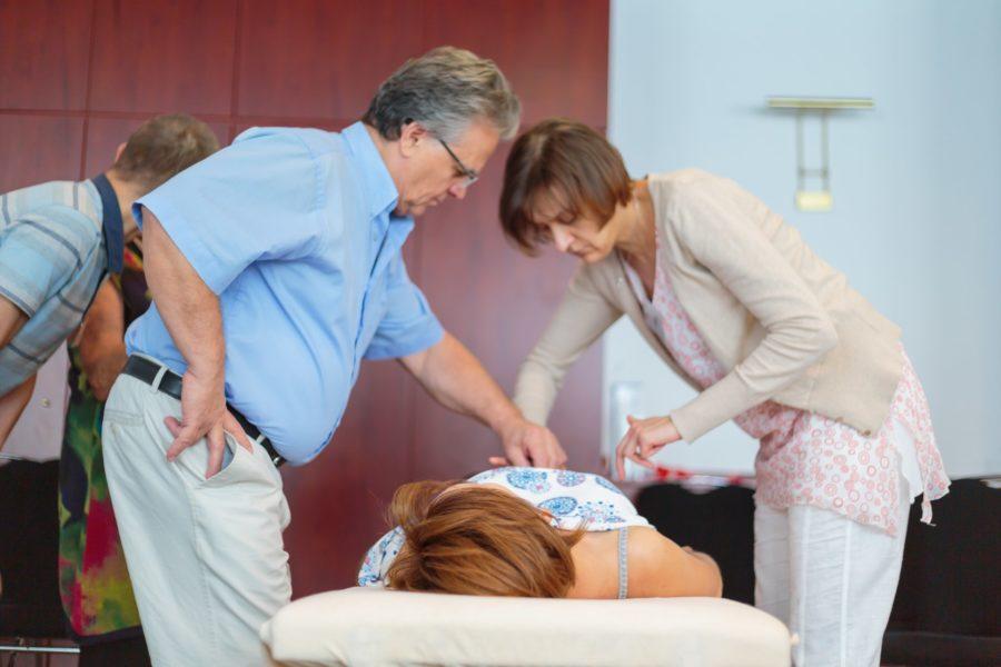 Szkolenie fizjoterapeutów Techniki Bowena