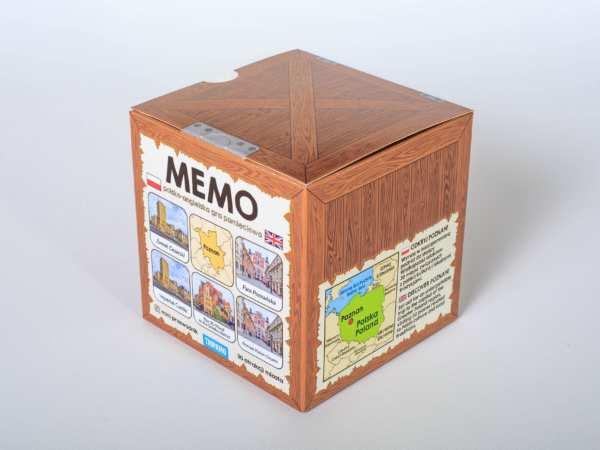 Zdjęcia produktowe gry pamięciowej marki Tripamo