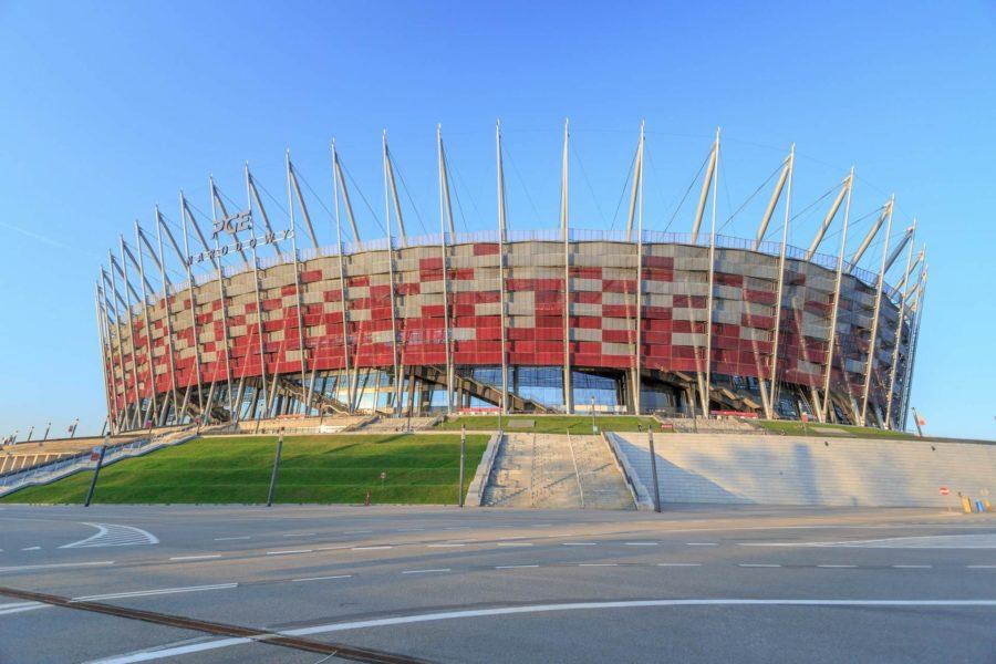 Zdjęcia Stadionu Narodowego w Warszawie