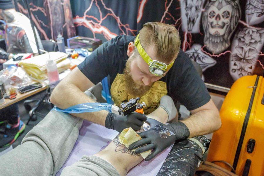 Fotorelacja z Poznań Tattoo Konwent 2016