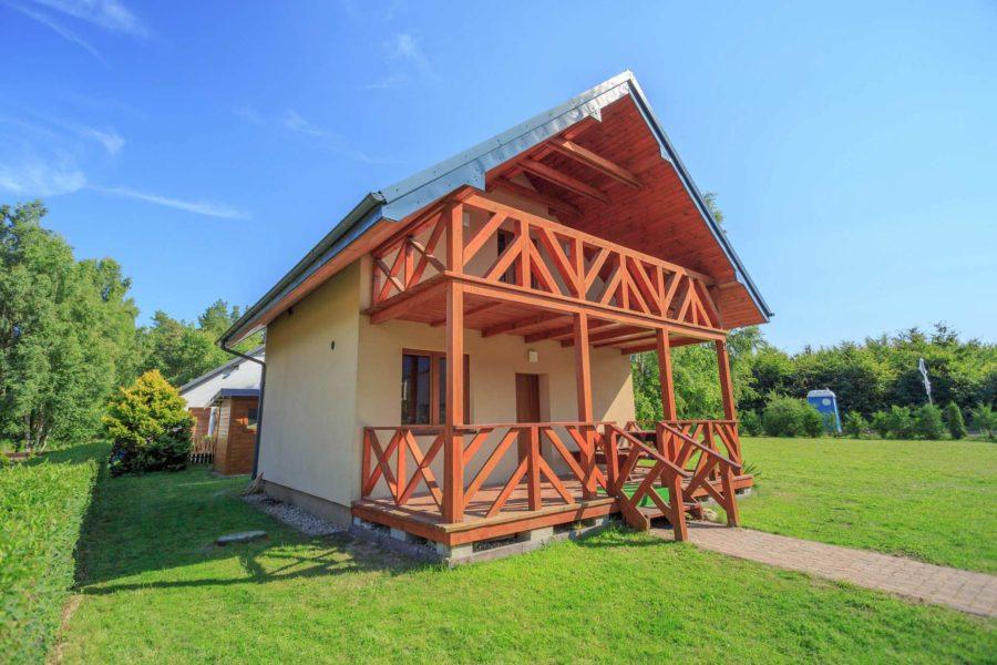 Fotoprezentacja domku letniskowego Agren nad morzem