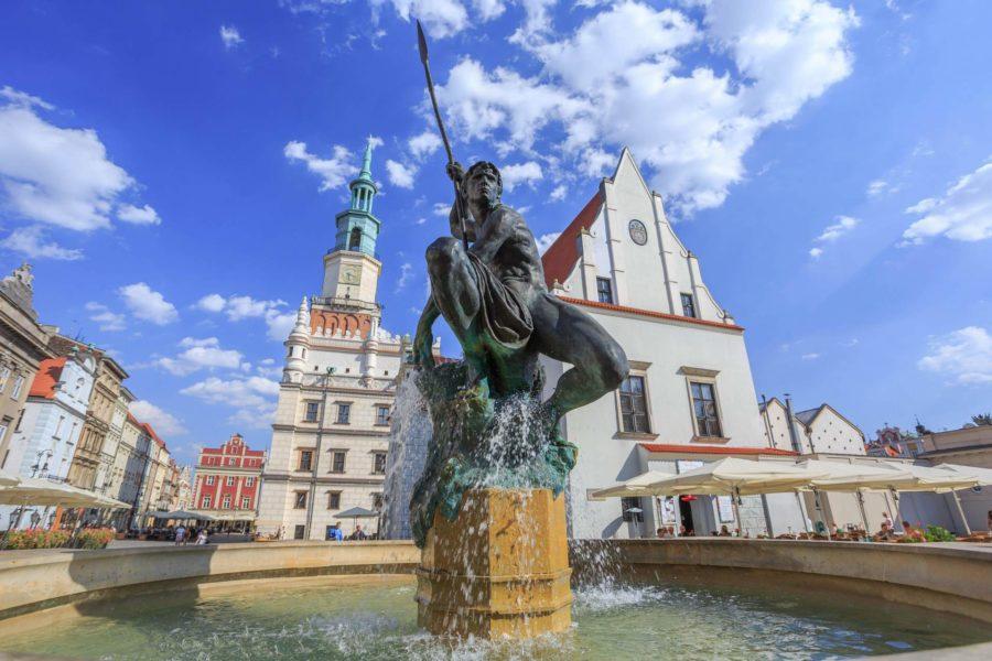 Architektura Starego Rynku w Poznaniu